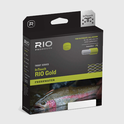RIO Intouch Gold - Moss / Grey / Gold