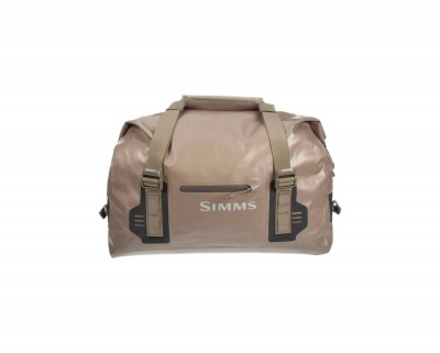Simms Dry Creek Duffle S - Tan