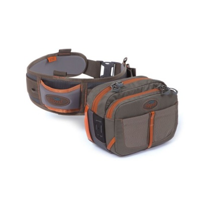 Fishpond Switchback Wading Belt System - Gravel