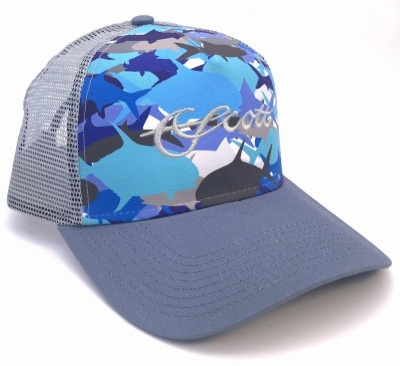 Scott Fish Camo Hat