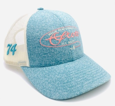 Scott Teal Women's Mesh Hat