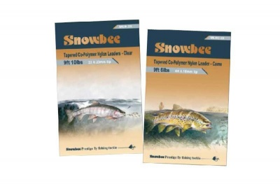 Snowbee Monofilament Tapered Leader