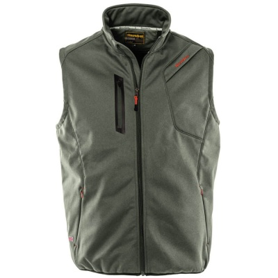 Snowbee Breeze-Bloc Soft Shell Gilet