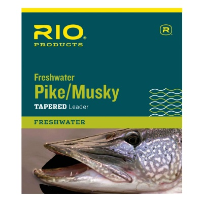 RIO Pike Musky Leader Knottable Wire