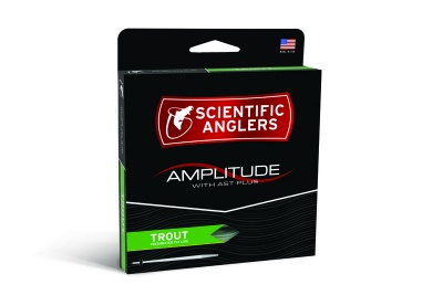 Scientific Anglers Amplitude Double Taper - Mist Green/Leather/Buckskin