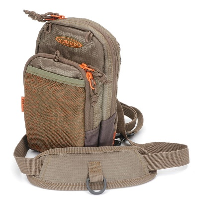 Vision Mini Chest Pack - Military Green