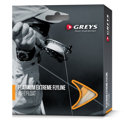 Greys Platinum Extreme Fly Line Floating