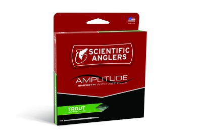 Scientific Anglers Amplitude Smooth Trout - Celestial Blue/Bamboo/Horizon - WF-2