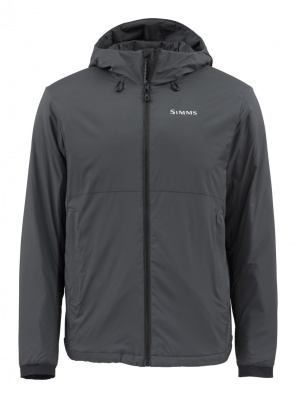 Simms MidCurrent Hooded Jacket - Raven