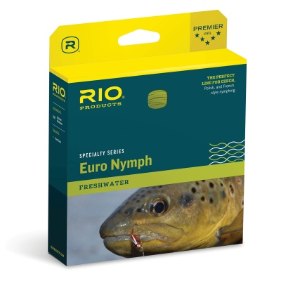 RIO Fips Euro Nymph Line One Size Fits #2 - 5