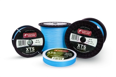 Scientific Anglers XTS Gel Spun Backing Blue - Blue