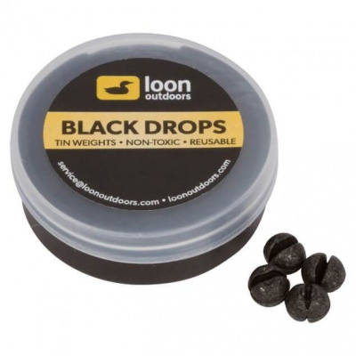 Loon Outdoors Black Drop - Refill Tub