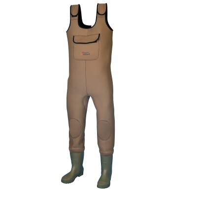 Shakespeare Sigma Neoprene Chest Wader Cleated Sole