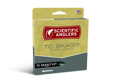 Scientific Anglers TC Skagit Extreme Multi Tip Kit
