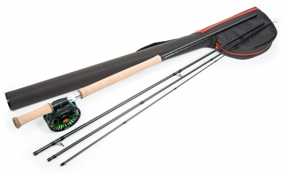 Guideline Laxa Salmon 12'6