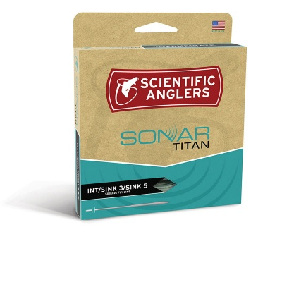 Scientific Anglers Sonar Textured Titan - S3/S5/S7