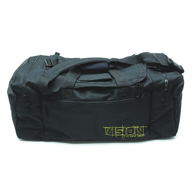 Vision All In One Duffle - Black
