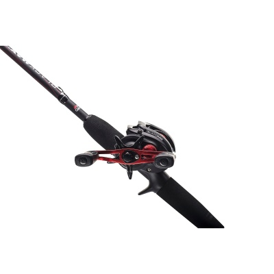 Abu Garcia Black Max Low Profile Combo - 6' Medium 15-45g