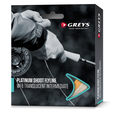 Greys Platinum Shoot Fly Lines Floating