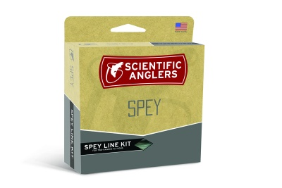 Scientific Anglers Deliverance Spey Multi Tip Kit