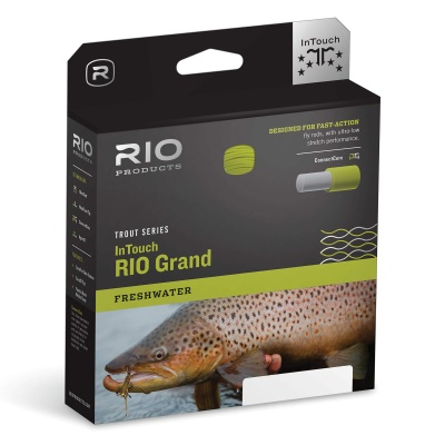 RIO Intouch Grand - Green / Grey / Yellow