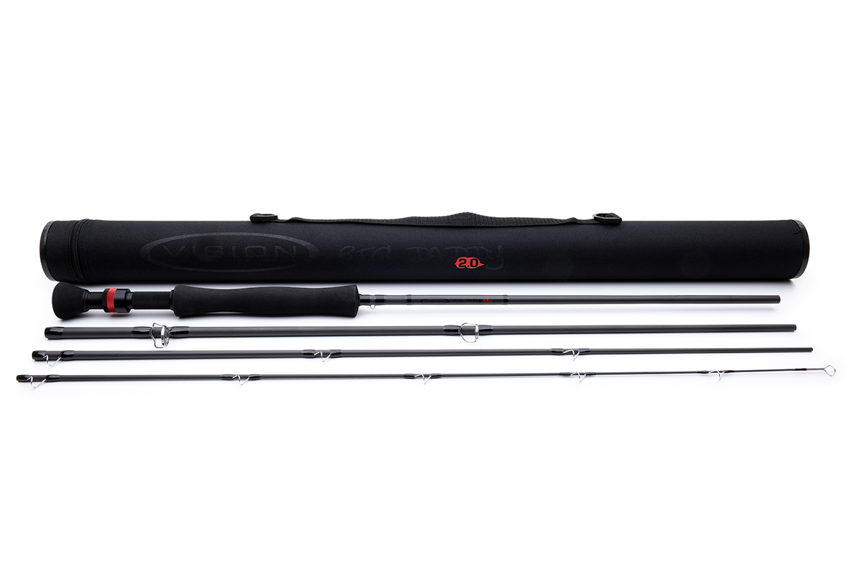Vision Big Daddy 2.0 Fly Rod