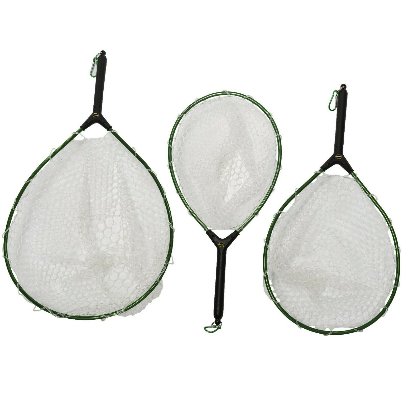 Snowbee Rubber Mesh Hand Trout Net