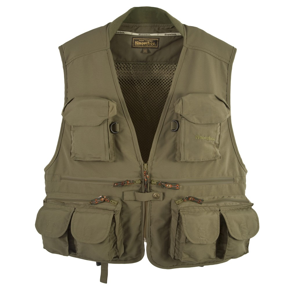 Snowbee Classic Fly Fishing Vest