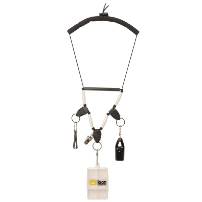 Loon Outdoors Neckvest Lanyard Loaded