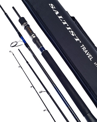 Daiwa Saltist Travel Spin