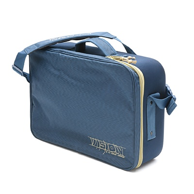 Vision Hard Gear Bag - Navy Blue