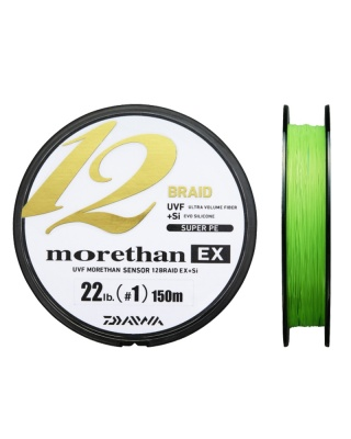 Daiwa Morethan 12 Braid