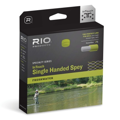 RIO Intouch 3D Single Hand Spey - F/H/I