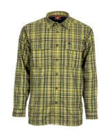 Simms Coldweather Shirt - Cyprus Plaid