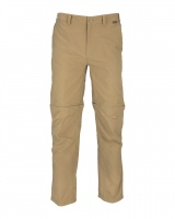 Simms Superlight Zip-Off Pant - Cork