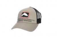 Simms Trucker Hats - Tan