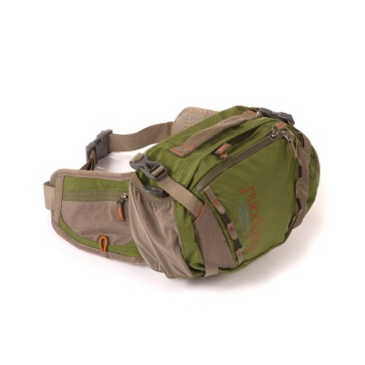 Fishpond Encampment Lumbar Pack - Cutthroat Green
