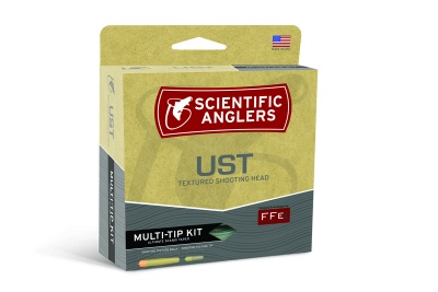 Scientific Anglers UST Multi Tip Kit