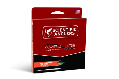 Scientific Anglers Amplitude Smooth Infinity Salt - Black/Sand/Horizon