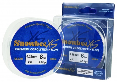 Snowbee XS Copolymer Nylon - Fluorocarbon Coated