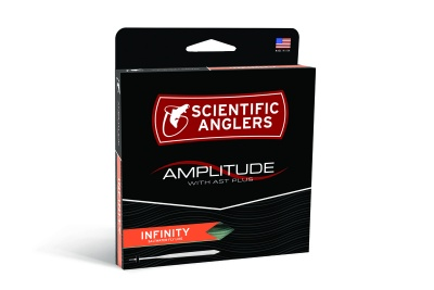 Scientific Anglers Amplitude Infinity Salt - Black/Sand/Horizon