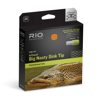 RIO Intouch Big Nasty 3D - F/H/I